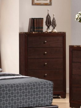 Conner Casual Capp. Five-Drawer Chest