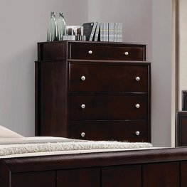 Madison Dark Merlot Chest