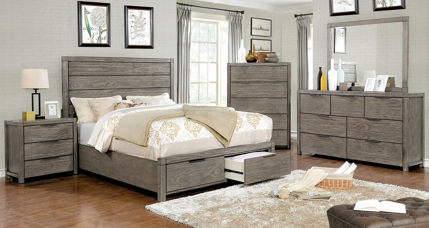 Asterope Drawers 5 Pc. Queen Set