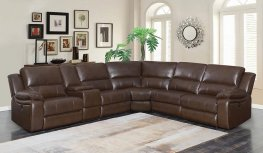 Channing Brown 6pcs Power Sectional