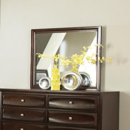 Jaxson Transitional Capp. Dresser Mirror