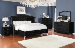 Deanna Contemporary Cal. King Bed