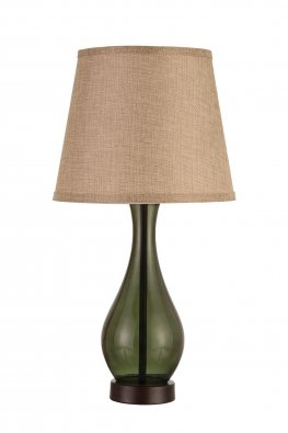 Traditional Bronze Table Lamp