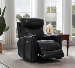 Black Power3 Recliner