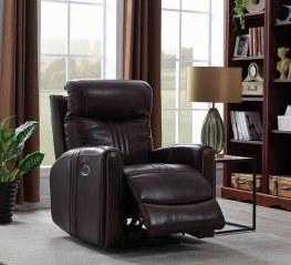 Brown Power3 Recliner