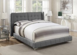 Goleta Grey C King Headboard
