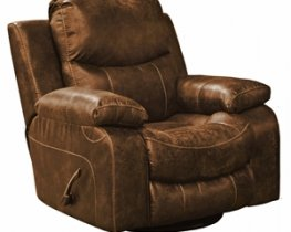 431 Catalina Timber Swivel Glider Recliner