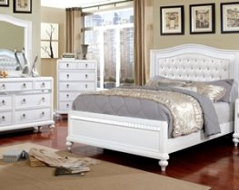 Ariston White 5 Pc. Queen Set