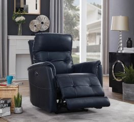 Blue Power3 Recliner