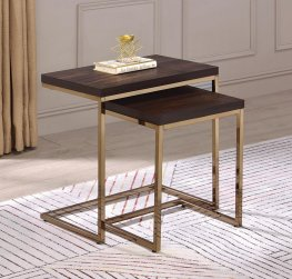930116 - 2pcs Nesting Table